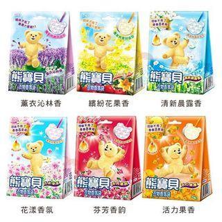 [ FREE NM ] Baby bear clothing fragrance bag 7g x 3 pack