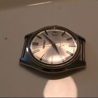 Seiko skyliner automatic watch 機械錶 手上鍊 6102 handwind
