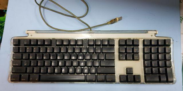 Mac Pro Keyboard (Black)