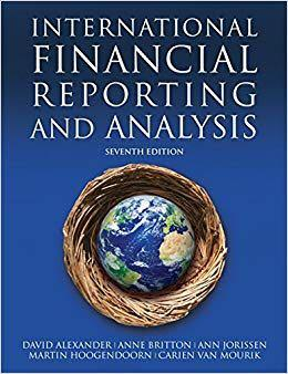 International Financial Reporting and Analysis - UOE