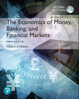 The Economics of Money, Banking, and Financial Markets - UOE