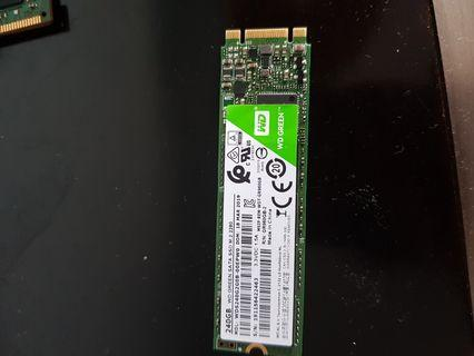Wd green m.2 ssd 250gb