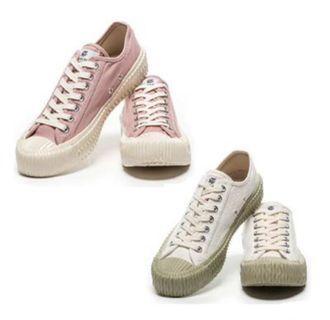 Excelsior 限定色玫瑰粉餅乾鞋