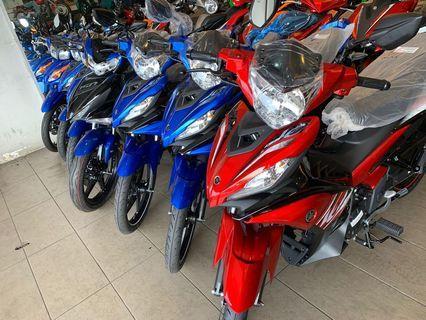 Yamaha LC135 V6