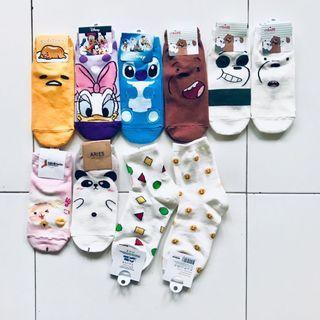🚚 Cute Korean Socks 🇰🇷