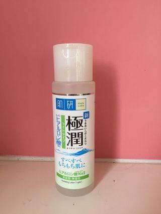 (For oily skin) Hada Labo Hydrating Lotion (Light)