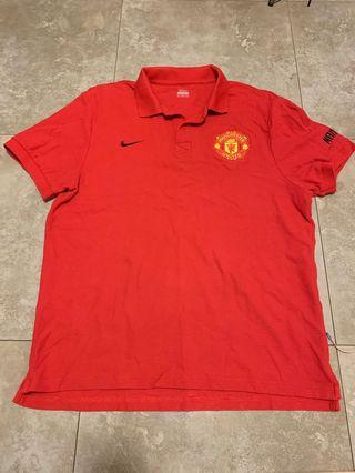 Polo tee-Manchester United