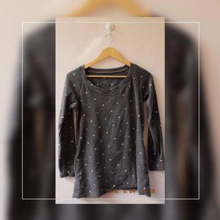 Long sleeve top (thick fabric)