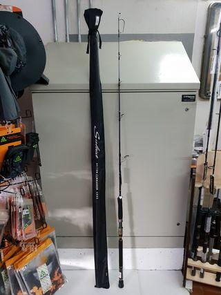 """(Again & Just One Pcs. In Place with Offers Price 'E-3'.!!- The Daiwa SALTIST Spinning Slow Jigging/ Bottom Fishing  Rod.)= *(In Stock).DAIWA SALTIST- BOTTOM COMMANDER STBC 58HS.(5'8"""" 1pc/sec. Rod, Line: PE# 4-6, Jig Wt: 100-300g)."""