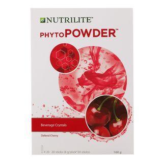 NUTRILITE PhytoPOWDER Defend Cherry (Stick) 20 sticks/box
