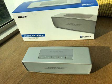 🚚 Bose Soundlink Mini II