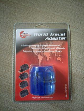 Universal/World Laptop Adapter