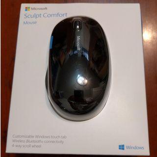 Microsoft 微軟 Sculpt 舒適滑鼠 Sculpt Comfort Mouse 無線滑鼠 藍牙滑鼠 藍芽 (H3S-00003)