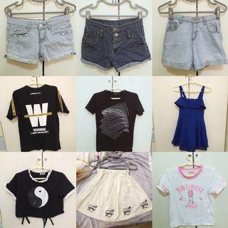 🚚 Cheap Tops & Skirts