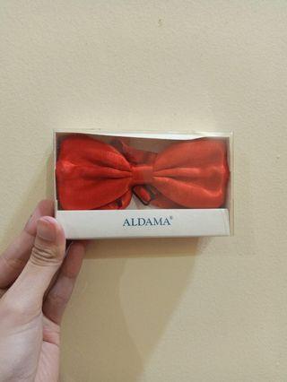 Bow Tie - Dasi KupuKupu Pria Red Aldama Brand New