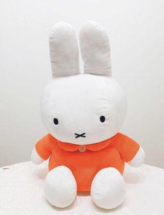 Miffy Puppet Stuffed Toy