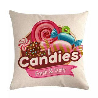 Candies - Tasty Cushion Cover.