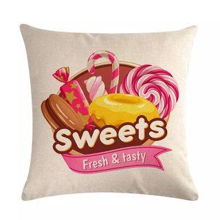 Sweets - Tasty Cushion Cover.