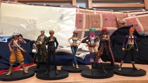 海賊王 one piece figure