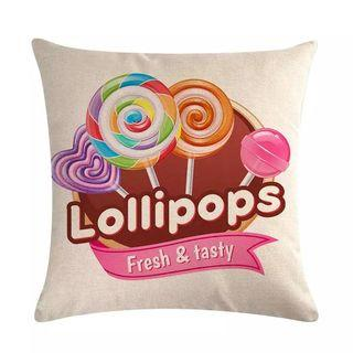 Lollipops - Tasty Cushion Cover.