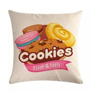 Cookies - Tasty Cushion Cover.