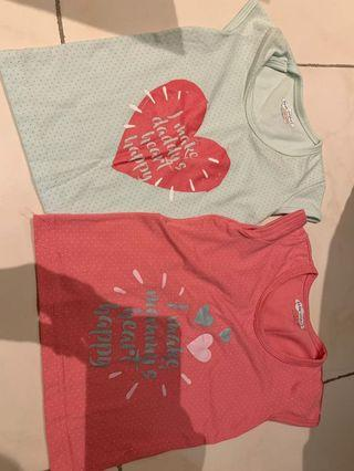 Little wishes baby tshirts