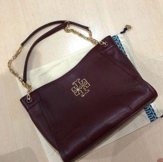 Authentic New TORY BURCH Britten Slouchy