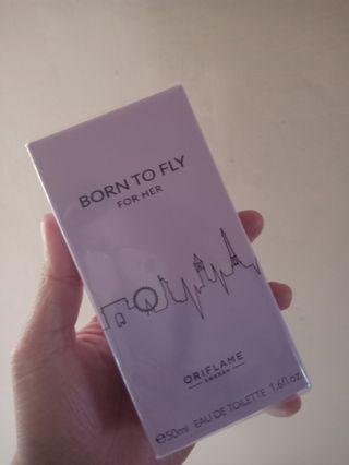 Parfum Oriflame Born To Fly (For Her)