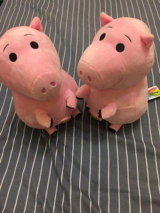 🚚 玩具總動員粉紅豬🐷