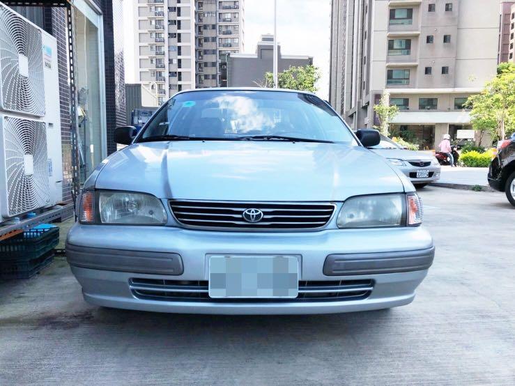 1998 豐田省油省稅神車 特色兒 Tercel 1.5 純跑9萬