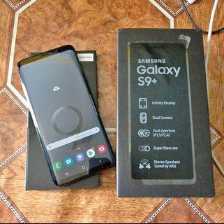 SAMSUNG GALAXY S9+(Plus) 6/64GB