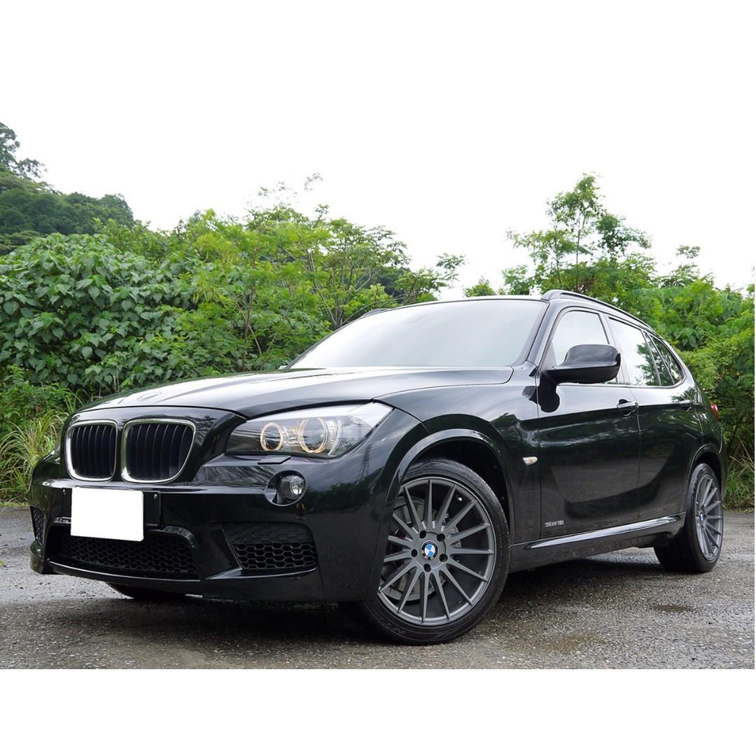 全額貸款-正2011年 BMW X1 18I 已認證 低利率 全額貸款 超額貸款 貸款找錢 只需要3500設定費即可