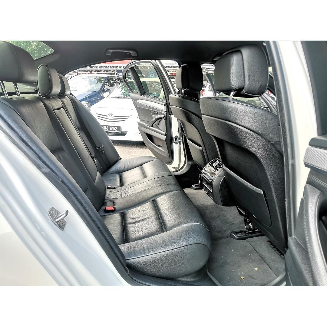 2014 BMW 528i 2.0 M Sport [FACELIFT][CKD LOCAL SPEC][TIP-TOP CONDITION][PROMOTION] 14