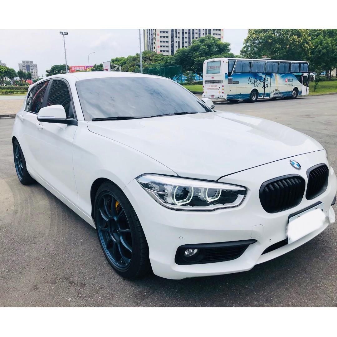 2015年 BMW 118I