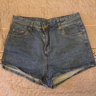 Denim Shorts (Garage)
