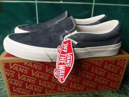 Vans Slip On 59 washed nubuck/canvas