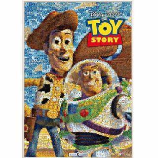 1000塊反斗奇兵拼圖Toy Story Puzzle