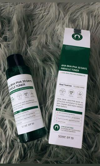 Some By Mi Miracle Toner
