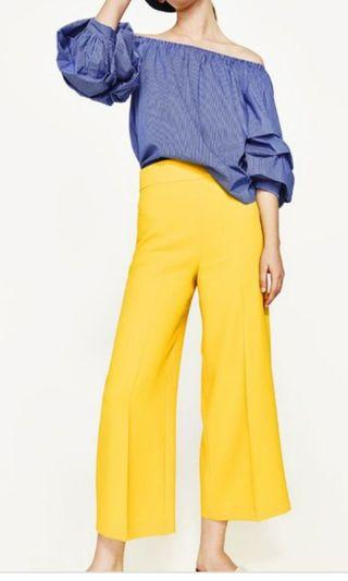 Zara High Waist Trousers