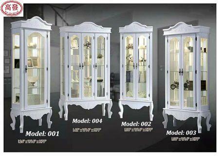 Display Cabinet/Almari Hiasan With Lights