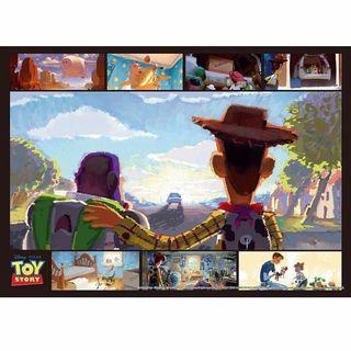 300塊反斗奇兵Toy Story Puzzle
