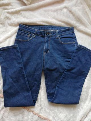 Bench straight cut jeans
