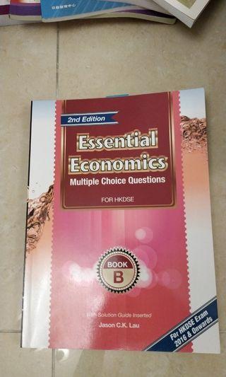 Essential Economics MC Book B