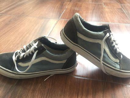 Vans Old Skool BLACK/BLUE/GRAY