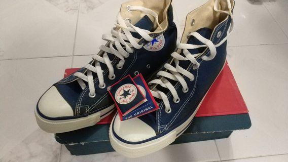 90s Converse made in usa new old stock US 8.5