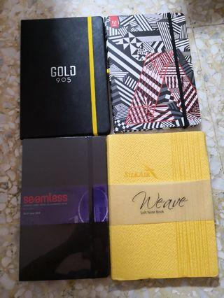 Notebooks from $6