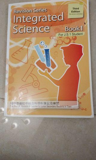 Integrated Science Revision Series Book 1