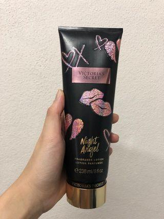 [BN] Victoria's Secret Night Angel Fragrance Lotion