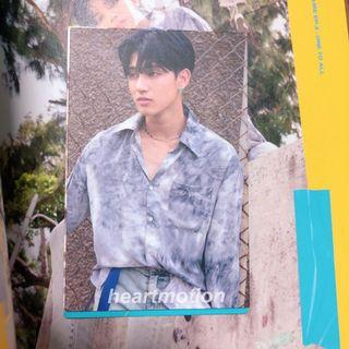 ATEEZ(에이티즈) Mini Album - TREASURE EP.3: ONE TO ALL [Wave]- Wooyoung Photocard