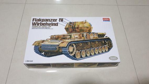1/35 Academy Flakpanzer IV Wirbelwind